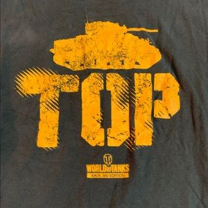 Other - Men's Top world of tanks video game T-shirt